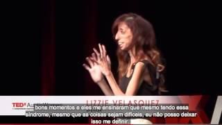 Como você se define? por Lizzie Velasquez (legendado em português)
