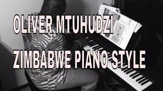 Oliver Mtukudzi   Dzoka Uyamwe ( Tuku Music Zimbabwe Piano)