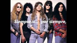 Steelheart   Forgive me  subtitulado en español