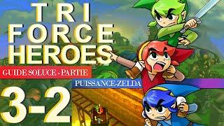 Soluce Tri Force Heroes : Niveau 3-2