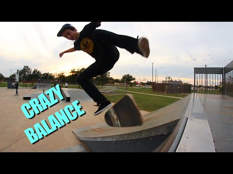 MIkey Whitehouse NEVER FALLS!!