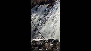 Поездка к водопаду в с.Пещерка, Алтайский Край.