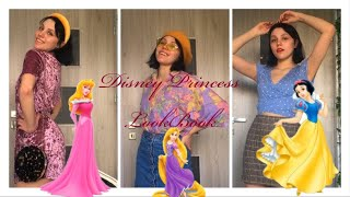 Disney Princess Inspired Outfits/LookBook