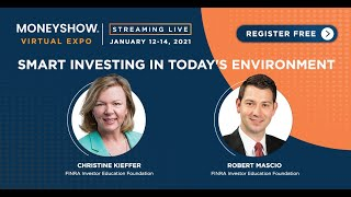 Smart Investing in Today's Environment