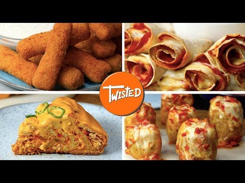 15 Tasty Cheesy Recipes For Your Next Party