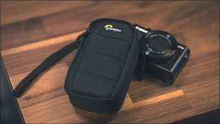 Great Camera Pouch! - Lowepro Tahoe CS 20 Review