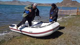 Озеро толбо нуур монголия рыбалка