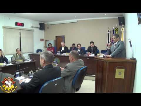 Tribuna Vereador Irineu Machado dia 16 de Maio de 2017