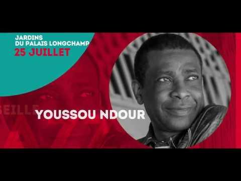 Teaser Marseille Jazz des cinq continents 2018