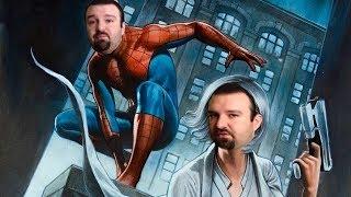 DSP Tries It - Rage Quitting Spider-Man DLC
