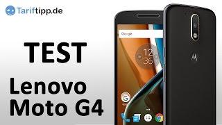 Lenovo Moto G4   Test deutsch