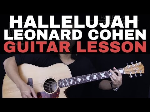 Fingerstyle Tutorial Hallelujah I Love Her So Guitar Lesson W Tab