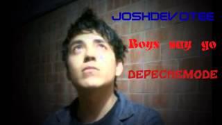 Boys say go - JoshDevotee Mix. (depechemode)