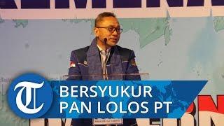 Ketum PAN Zulkifli Hasan Sebut Ada Skenario agar PAN Tak Lolos ke Parlemen di Pemilu 2019
