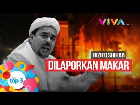 VIVA Top3: Rizieq Dipolisikan, Sanksi PNS Bolos & Jumlah Pemudik Turun