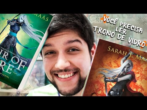 COROA DA MEIA NOITE & HERDEIRA DO FOGO (Trono de Vidro)