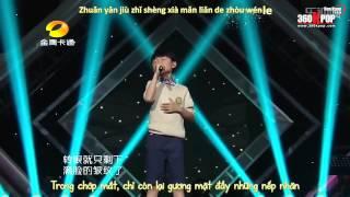 [Vietsub+Kara][Perf] Lã Hưng Dương - Thời gian đi đâu mất rồi (Let's sing kids 2014) [NonKpop team]