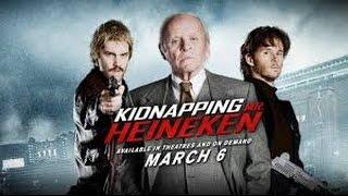 Kidnapping Mr Heineken 2015  Película Completa en Español Latino