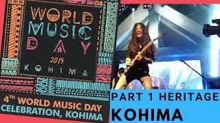 World Music Day Kohima 2019 Part1