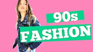 90s FASHION ☆ HOW TO STYLE 90s TRENDS in 2019
