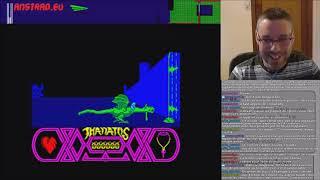 Let's Play Amstrad CPC – Thanatos