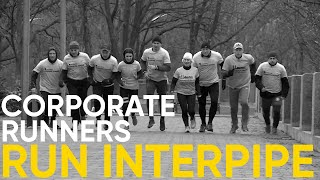 CORPORATE RUNNERS. RUN INTERPIPE.