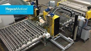 HDS2 toepassing bij het bewerken van glasnaden