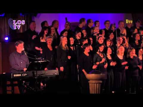 Remco Hakkert zingt bij Protestantse Gemeente Dronten in De Ark