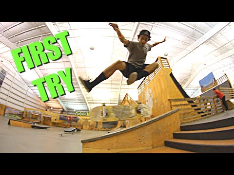 First Try Friday - Mikey Whitehouse