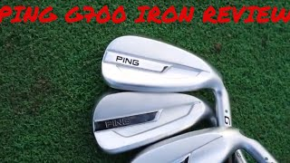 PING G700 Iron Review: Is This The Best Iron For High Handicappers?