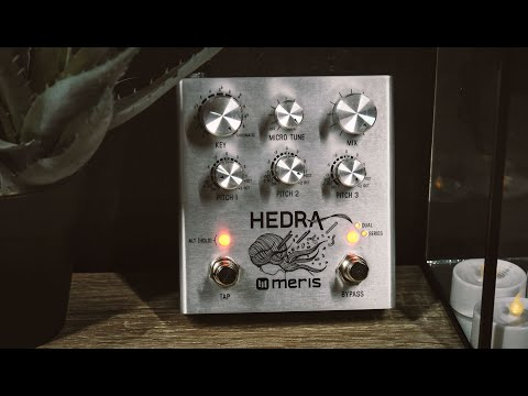 Meris Hedra 3-Voice Rhythmic Pitch-Shifter Demo