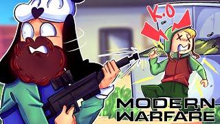 The Accidental No Scope GOD - Modern Warfare