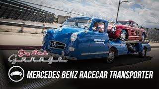 1950 Mercedes Benz Racecar Transporter - Jay Leno's Garage