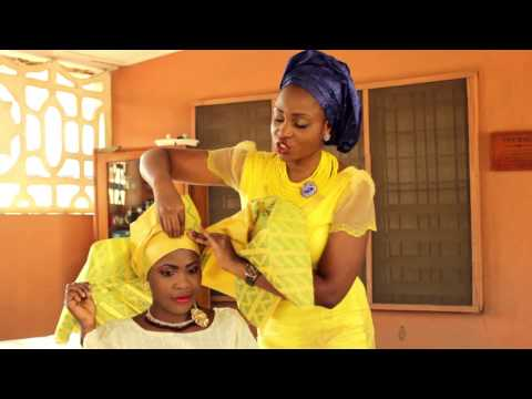 The Beadefined Creations Vlog: Proper Gele Tying