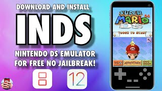 How to get NDS4IOS free without jailbreak - TH-Clip