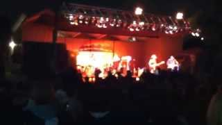 "Marshall Tucker Band at Monterey County Fair-2013 playing ""Can't You See"""