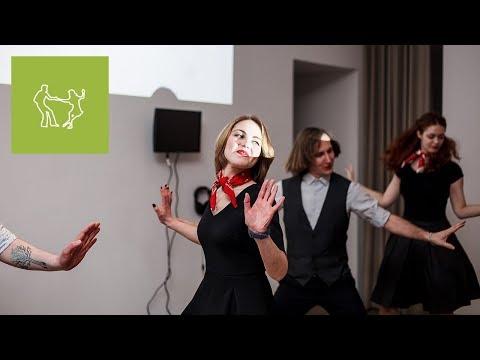 15x4 – 15 минут о танце линди-хоп