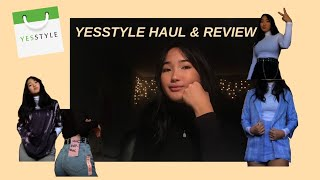YESSTYLE HAUL | $200+ & Review!
