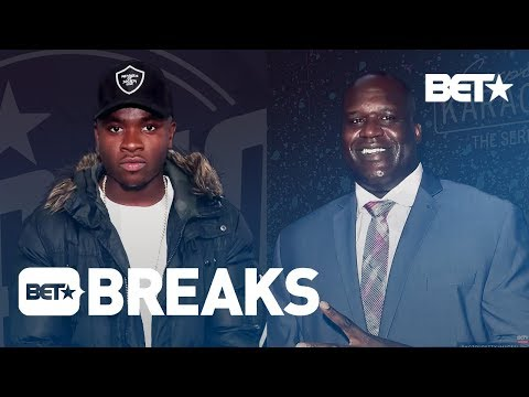 Shaquille O'Neal Responds To Big Shaq With Diss Track - BET Breaks