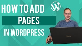 Pagina's toevoegen in WordPress Tutorial