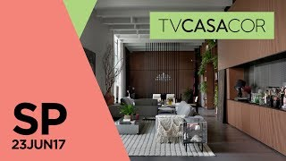 CASACOR SP 2017: Studio GPPA e Studio CASAdesign no TV CASACOR ao VIVO