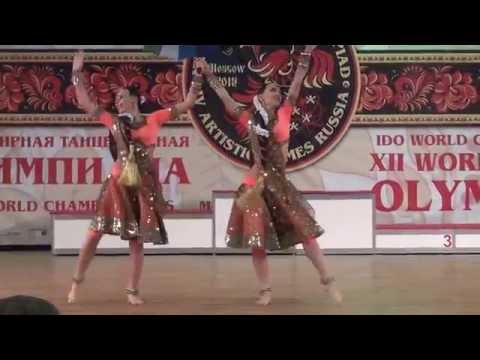 Gold medals of World & Russia! Championships 2015. IDO, ORTO. Bollywood. (видео)