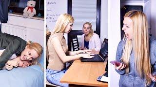Młodsze vs Starsze Rodzeństwo: 😊OCZEKIWANIA VS RZECZYWISTOŚĆ😱 [The Sisters]