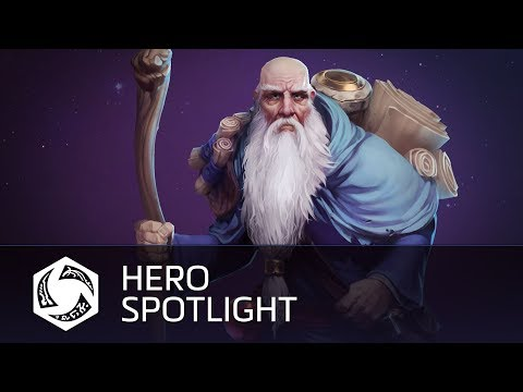 Deckard Cain Spotlight