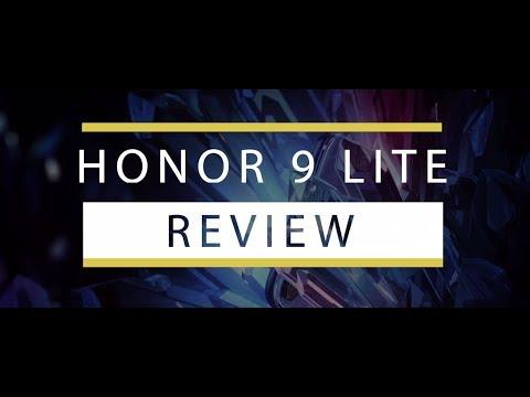 Honor 9 Lite Review : Quad cameras, Android Oreo 8.0, Sleek design
