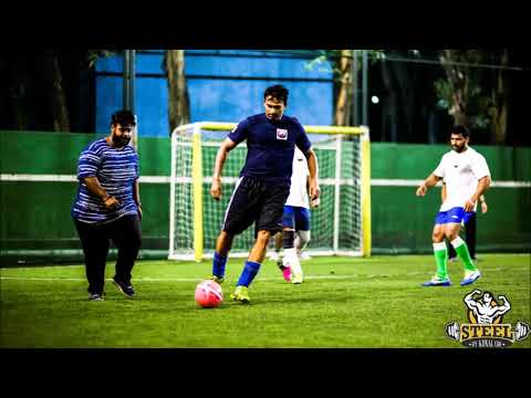 Football Event for Steel Gym Members