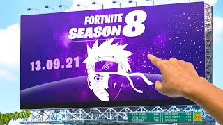 Fortnite Season 8 (Official Reveal)