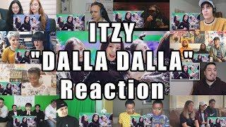"ITZY ""달라달라(DALLA DALLA)"" MV ""Reaction Mashup #2"""