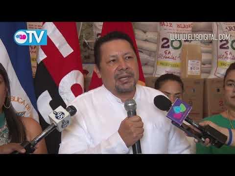 Inicia segunda distribución de merienda escolar del año en Nicaragua