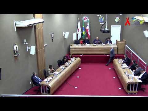 Reunião Ordinária - Câmara Municipal de Arcos (02/12/2019)